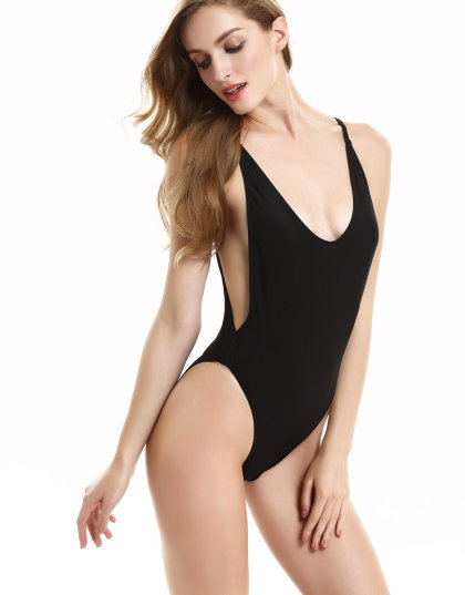 Купальник Luxury Monokinis Black